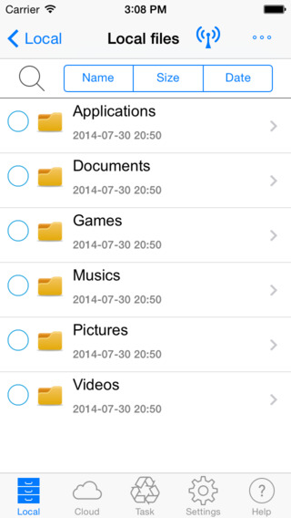 iFile Express Pro