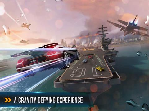 Screenshot #2 for Asphalt 8: Airborne