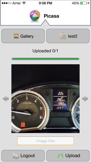 Screenshot for Picasa Pro in United States App Store