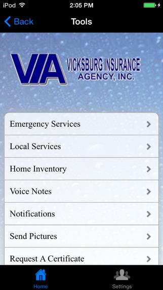 Vicksburg Insurance Agency