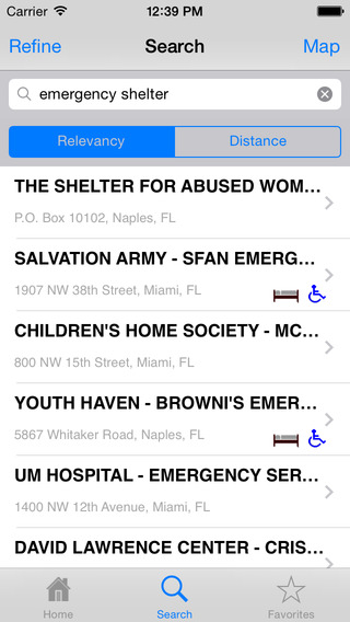 211SOUTHFLORIDA iPhone Screenshot 3