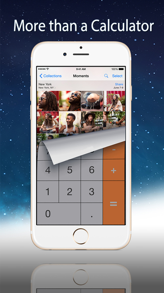Hide Calculator - Best Photo Vault Private Player With Widget Extension mp4 rmvb mov 3gp mov support