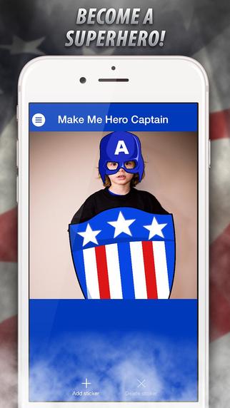 Make Me Hero Captain