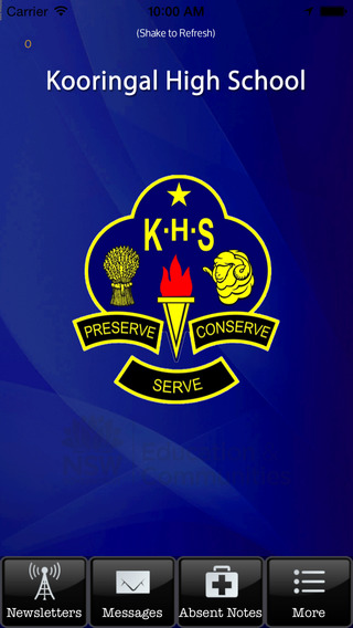 Kooringal High School