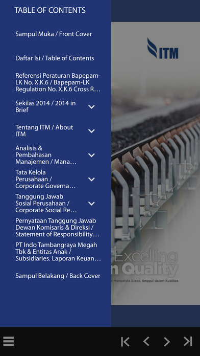 download ITM 2014 Annual Report apps 0
