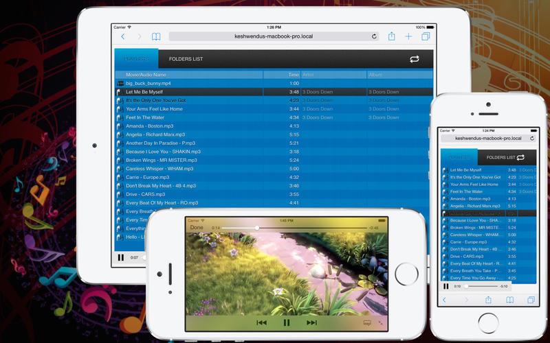 Network Player – 将你的 Mac 电脑变为多媒体播放服务器[OS X]丨反斗限免