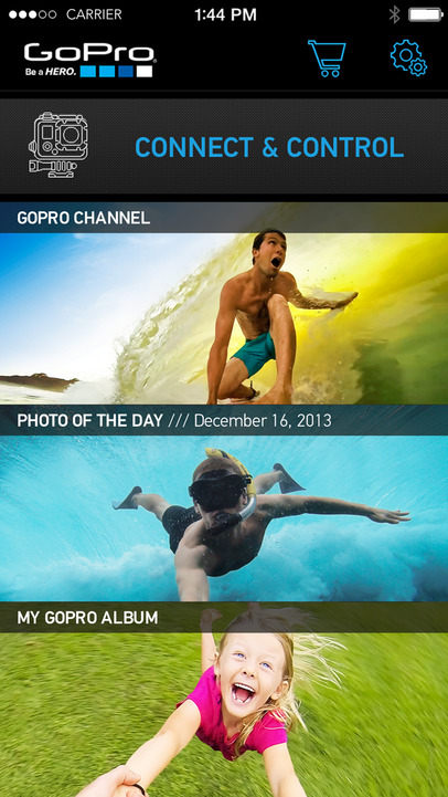 GoPro App - iPhone Mobile Analytics and App Store Data