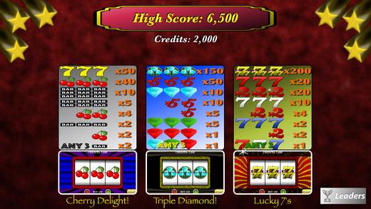 Classic Slots - Casino Free Credits