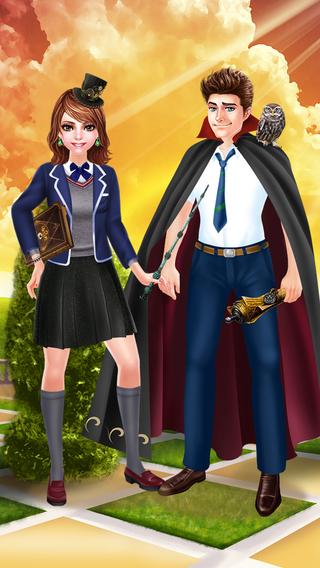 Magic Academy - Wizard's Enchanted Closet