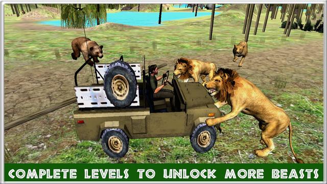 Jungle Safari Adventure Free 2016