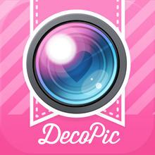 DECOPIC,Kawaii PhotoEditingApp - iOS Store App Ranking and App Store Stats