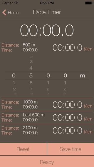 HorseTimer iPhone Screenshot 2