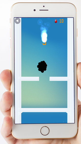Magnets Jump - Jump with your sticky magnets on platforms - Free