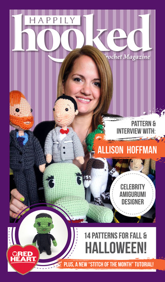 Happily Hooked Crochet Magazine