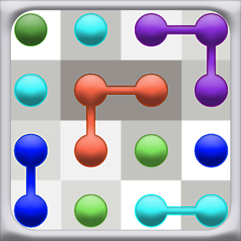 Let The Dots Meet Free Puzzle Game Pro LOGO-APP點子