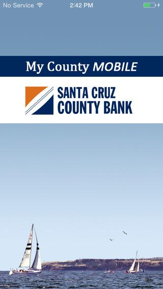 Santa Cruz County Bank My County Mobile Banking
