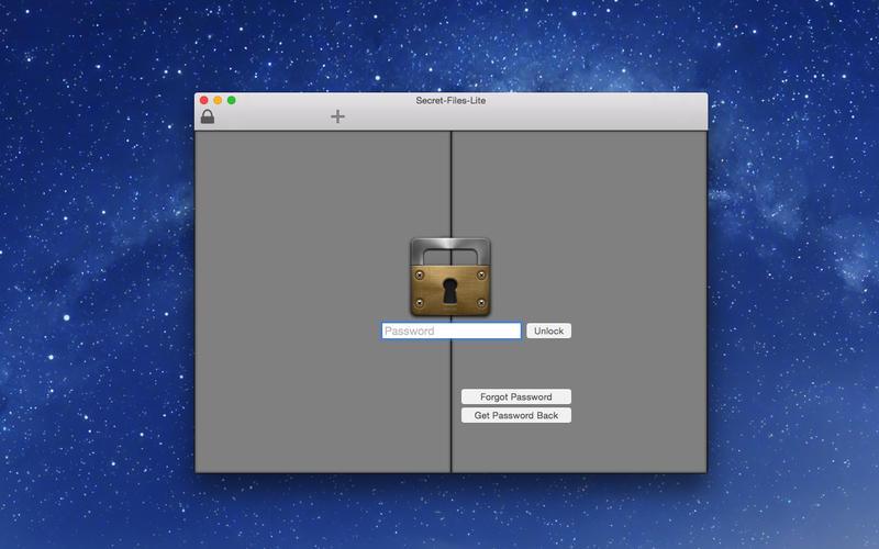 Secret-Files-Lite скриншот программы 1
