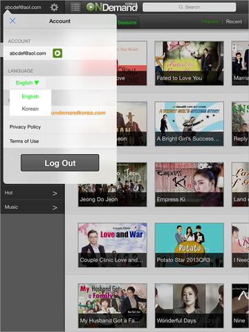 how to watch tvb drama on ipad