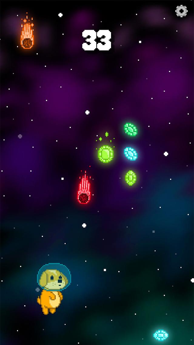 SpaceDogGo! screenshot 1