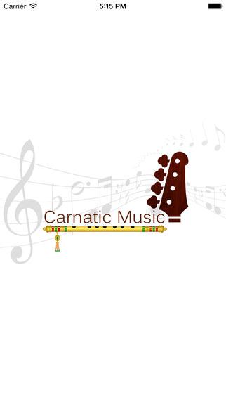 Indian Carnatic Music