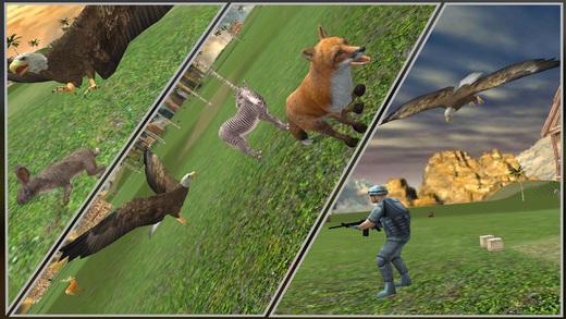 Wild Eagle Flight Simulator 3D