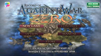 Record of Agarest War Zero screenshot 1