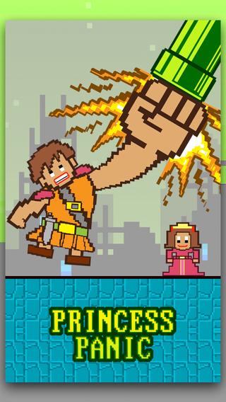 Princess Panic - Save Me From Dragon's Dungeon