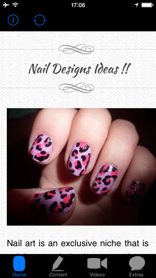 Nail Art Design Ideas For Beginners