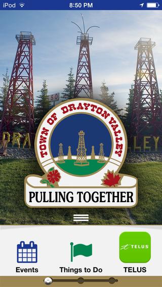 Town of Drayton Valley App