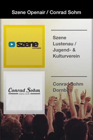 Szene / Sohm screenshot 1
