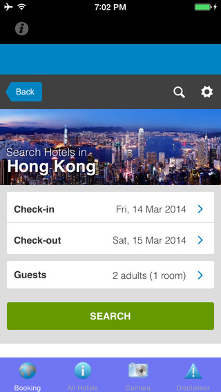 Hong Kong Hotel Discount 80