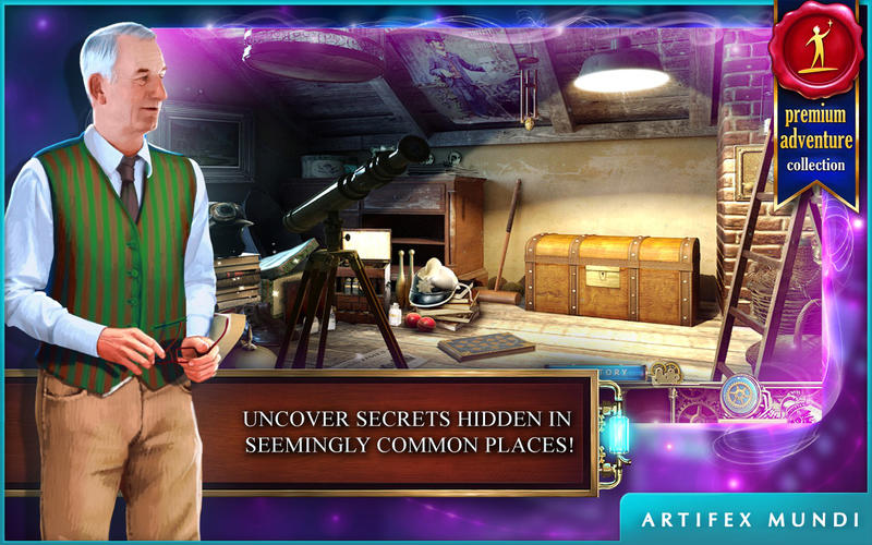 TimeMysteries_freemium Screenshot - 5