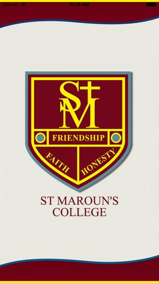 St Maroun's College - Skoolbag