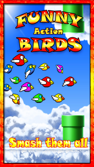 Funny Birds: Action - Free Fun and Best New Games for Boys Girls Kids Teens Adults