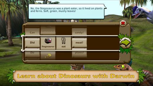 Dino Tales – literacy skills from creative play Screenshot