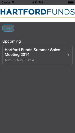 Hartford Funds Events