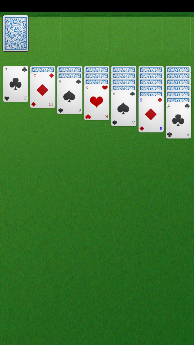 Screenshot 1 Solitaire — Klondike 2015