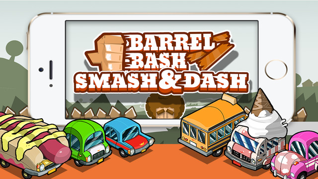 Barrel Bash: Smash Dash