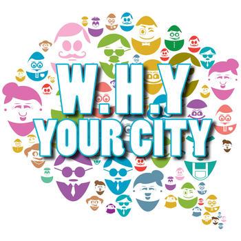 Why Your City LOGO-APP點子