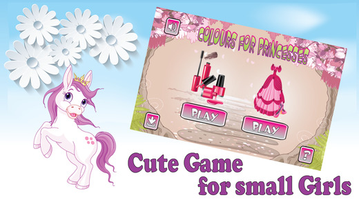 Games for girls colors