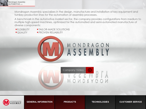 Mondragon Assembly Automotive