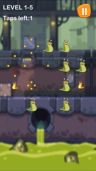 Splash 3 classes of Worms - Fast Smashing Blitz FREE