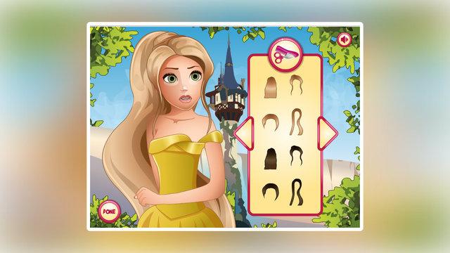 Rapunzel Great Makeover
