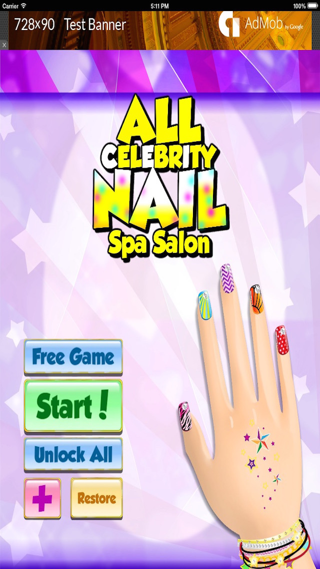 Celebrity Spa 2: Back to Nature - Free online games at ...