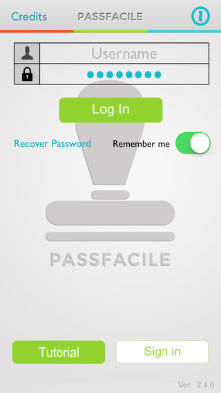 PassFacile - Creates loyalty cards in Passbook®