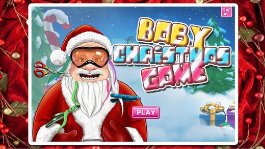Baby Christmas game
