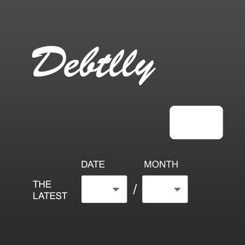 Debtlly 財經 App LOGO-APP試玩