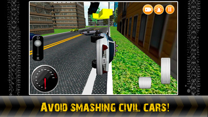 City Police Chase 3D Full screenshot 3