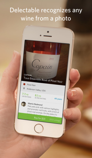 Delectable Wines - Wine Scanner Ratings Reviews