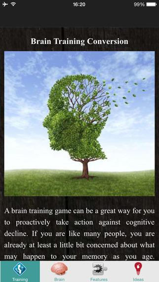 Brain Training Conversion - Conversational Hypnosis